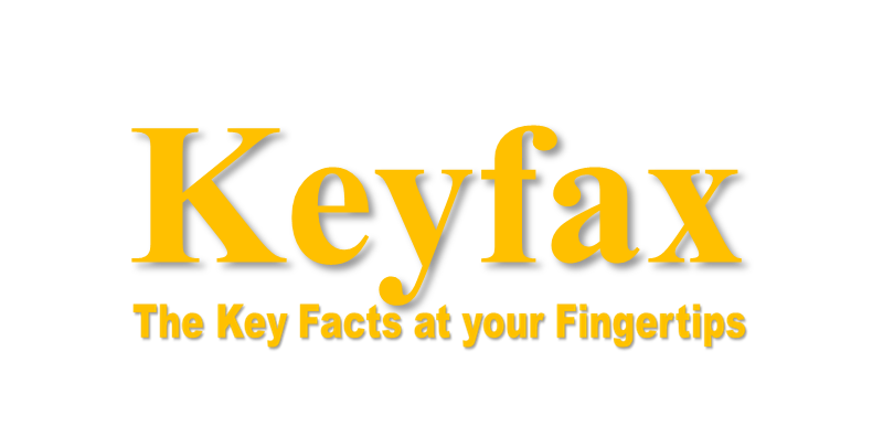 Keyfax – For Mind Maps Logo